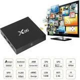 Smart Box Tv  X96  Android 6.0  - Quad Core2g/16g