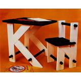 Projeto De Móvel Construção Cadeira Pra Criança- Arquivo Pdf
